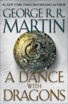 Nuevo libro de George R.R. Martin, Bailando Con Dragones