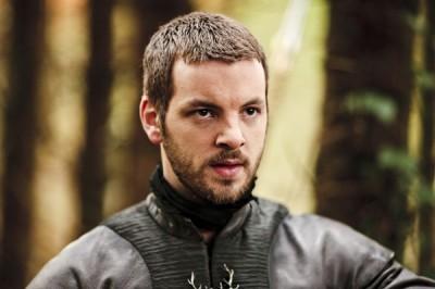 La nueva cara de Renly Baratheon