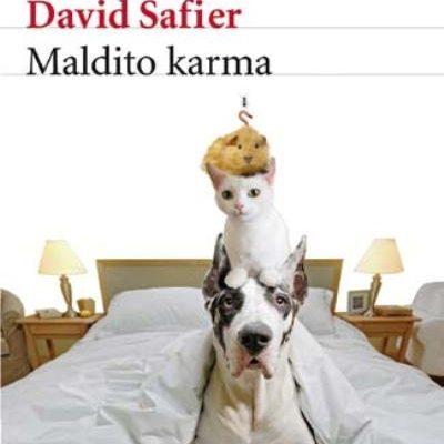"""Maldito Karma"" de David Safier"