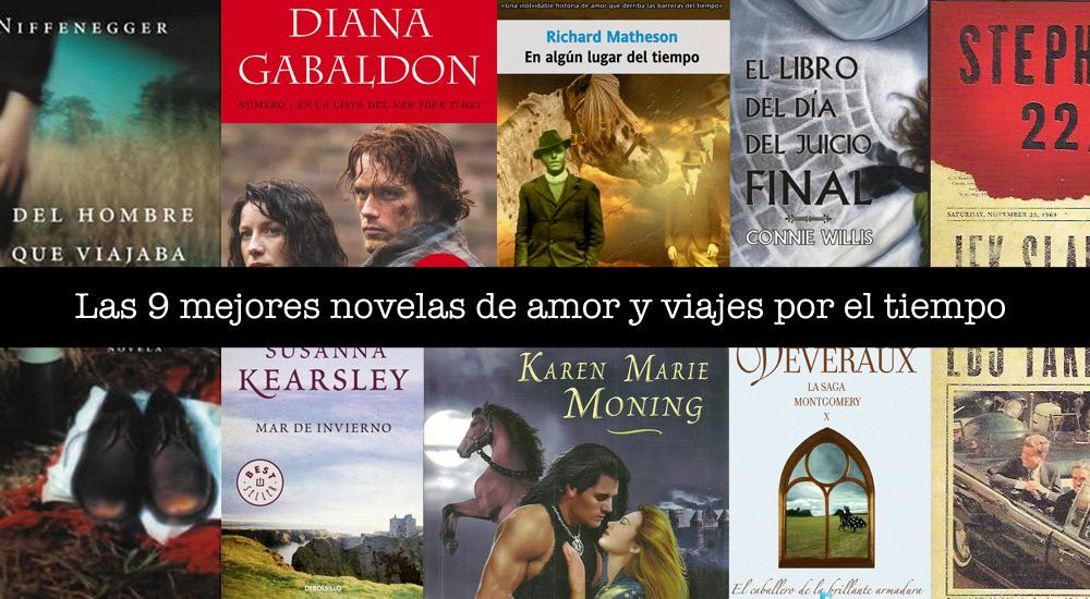 9 novelas de amor y viajes en el tiempo | El Ojo Lector