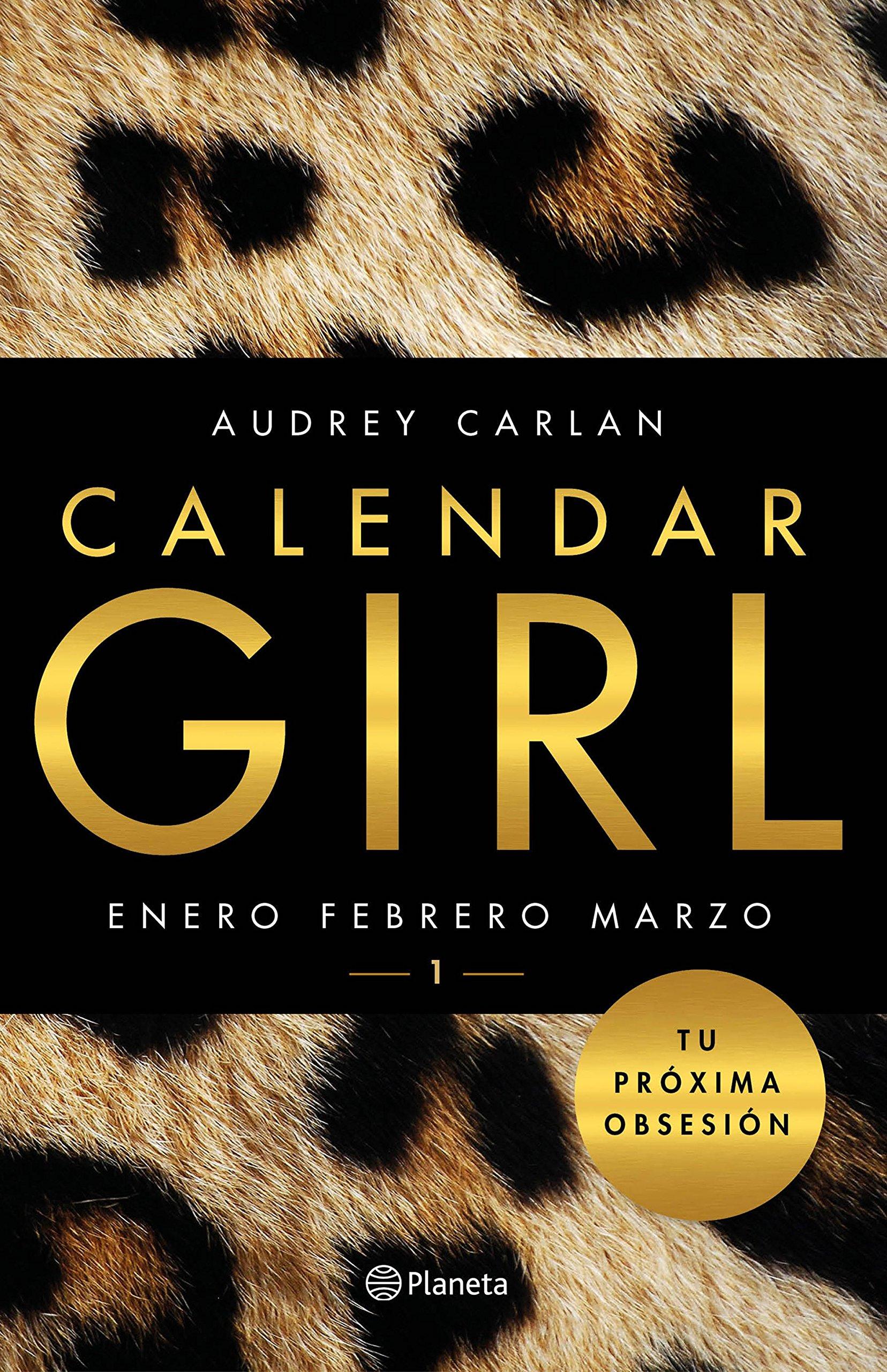 Calendar Girly : Reseña saga calendar girl audrey carlan el ojo lector