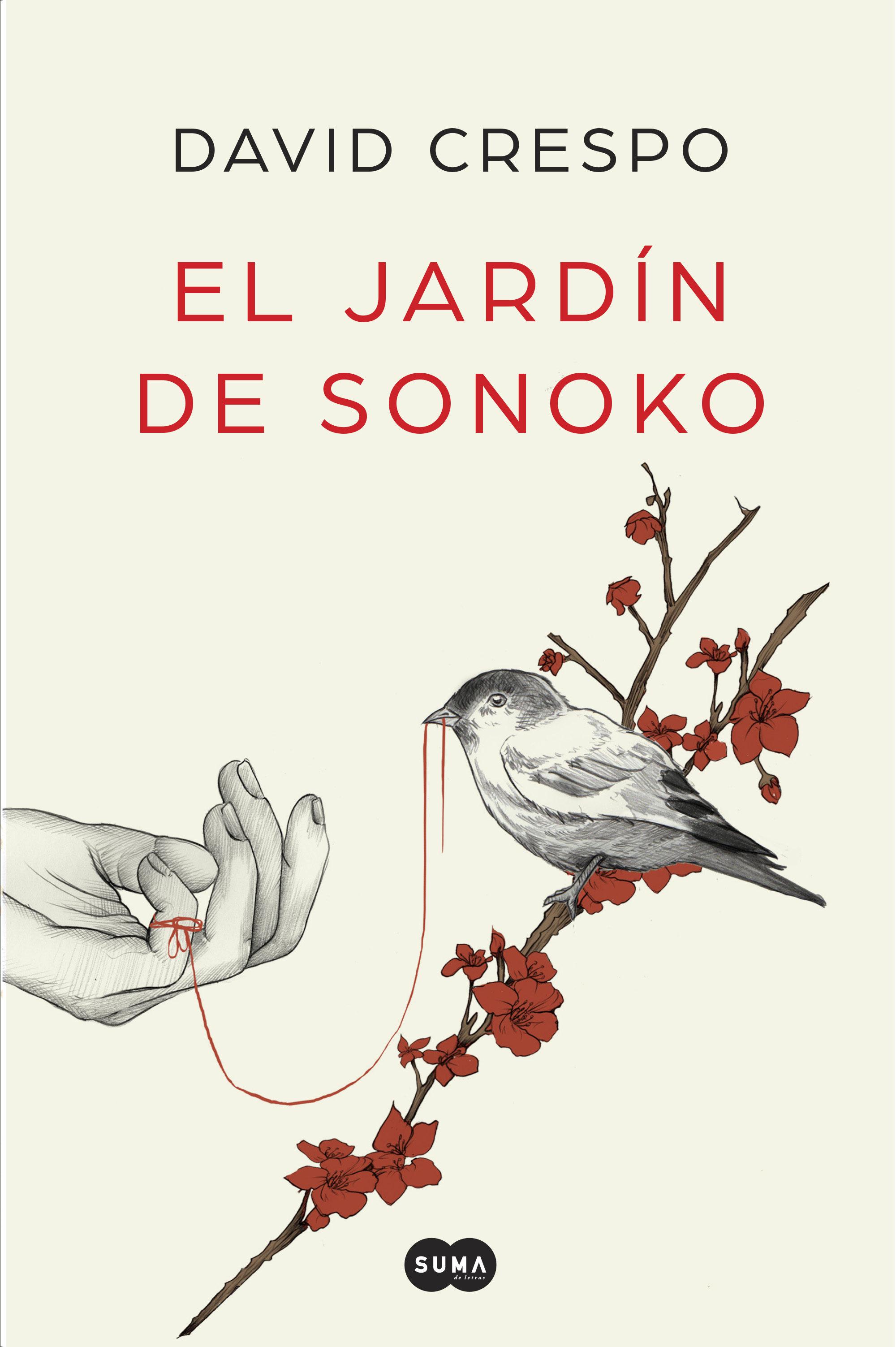 rese a el jard n de sonoko david crespo el ojo lector ForEl Jardin De Sonoko